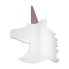 Unicorn Shape Mirror