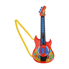 The Wiggles Play Along Guitar Kmart