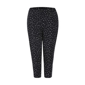 Plus Size Crop Leggings