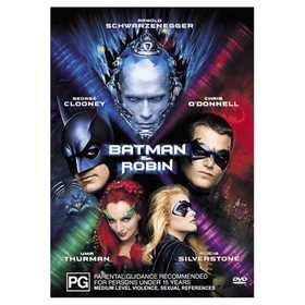 Batman & Robin - DVD