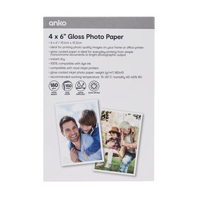 Gloss Photo Paper - Pack of 150