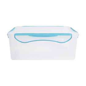Rectangular 6.3L Clip Container