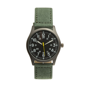 Khaki Strap Watch