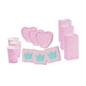 56-Piece Princess Party Pack