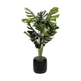 Monsteria Artificial Plant