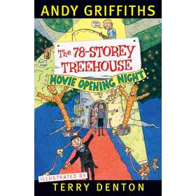 The 78-Storey Treehouse by Andy Griffiths - Book