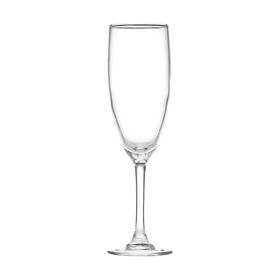 Single Flute Glass