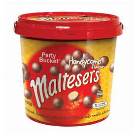 Maltesers Party Bucket Honeycomb Flavour 520g