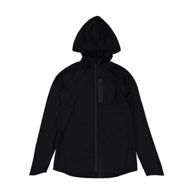 Active Hooded Running Jacket