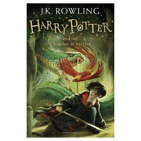 Harry Potter and the Chamber of Secrets by J. K. Rowling - Book