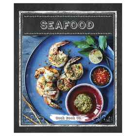 Cook Book Co: Seafood - Book