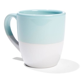 Blue Spliced Mug
