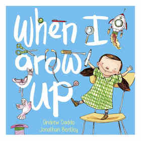 When I Grow Up - Book