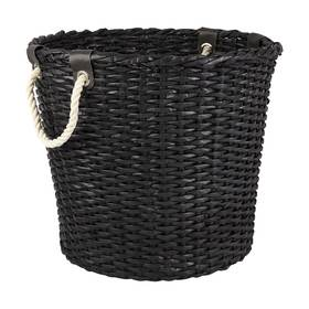 Round Grey Basket