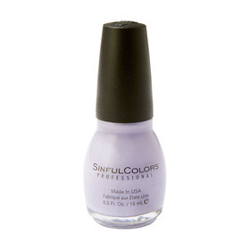 SinfulColors Nail Polish - 15ml, Lie-Lac