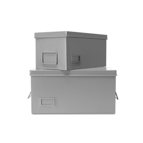 Metal Boxes - Set of 2