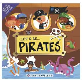 Let's Be Pirates - Book