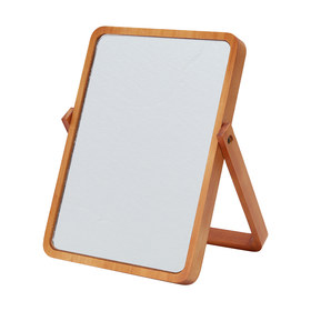 Mirror with Pinewood Frame