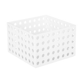Modular Basket - Small, White