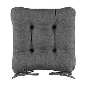 Grey Chair Pad Cushion