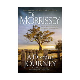 A Distant Journey by Di Morrissey - Book