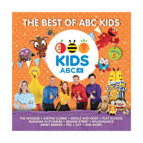 The Best of ABC Kids: Volume 5 - CD