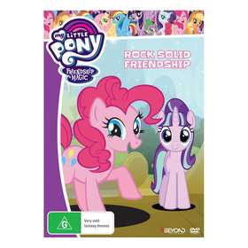 My Little Pony: Friendship is Magic Rock Solid Friendship - DVD