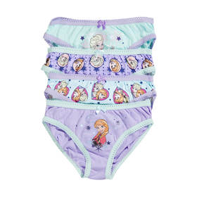 4 Pack Frozen Briefs
