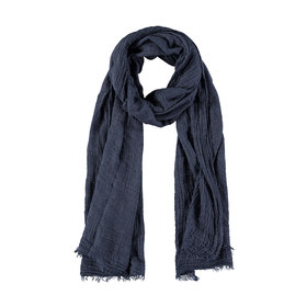 Crinkle Woven Scarf