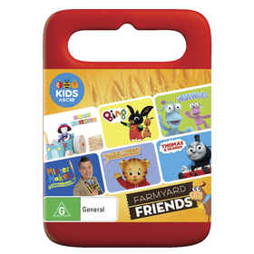 ABC Kids: Farmyard Friends - DVD