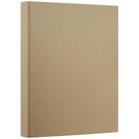 2D Ring Binder - Natural