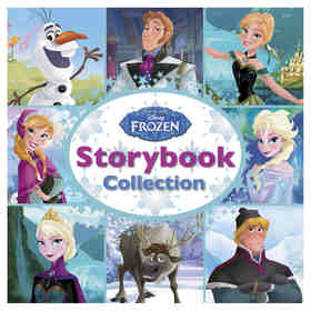 Disney Frozen Storybook Collection - Book