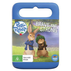 Peter Rabbit: Brave and Strong - DVD