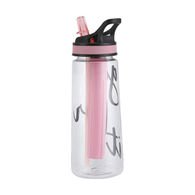 Flared Bottle With Sipper - 650ml, Go For It
