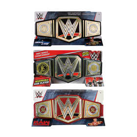WWE Championship Belt - Assorted