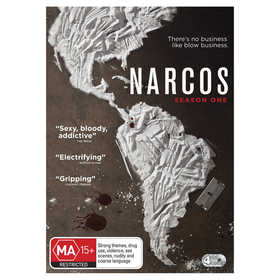 Narcos: Season One - DVD
