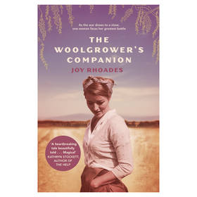 The Woolgrower's Companion by Joy Rhoades - Book