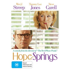Hope Springs - DVD