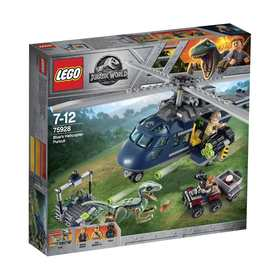 LEGO Jurassic World Blue's Helicopter Pursuit - 75928