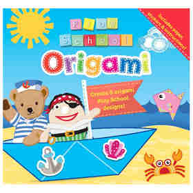Play School Origami Activity - Book
