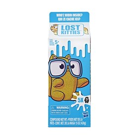 lost kitties 5 pack