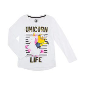 Long Sleeve Minions Tee
