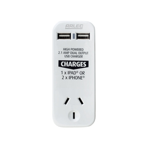 High Powered USB Charger