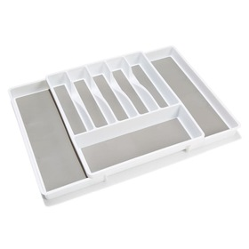 Expandable Cutlery Tray