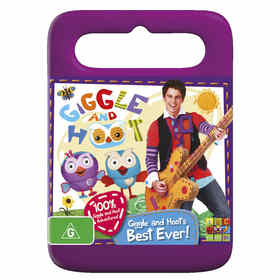Giggle and Hoot's Best Ever - DVD