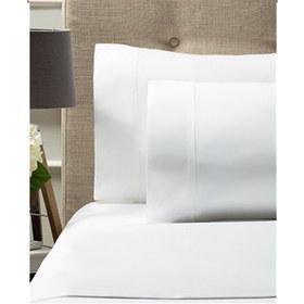 Nice 500 Thread Count Australian Grown Cotton Sheet Set   Queen Bed, White