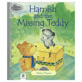 Hamish and the Missing Teddy by Moira Munroe - Book