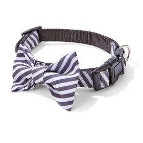 Dog Collar - Stripe, Large