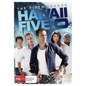 Hawaii Five-O: The Fifth Season - DVD