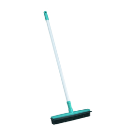 Rubber Broom with Sqeegee